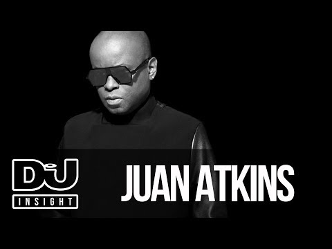 Juan Atkins: An interview with a Detroit techno pioneer // DJ Mag Insight