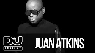 Juan Atkins: An Interview With A Detroit Techno Pioneer   DJ Mag Insight