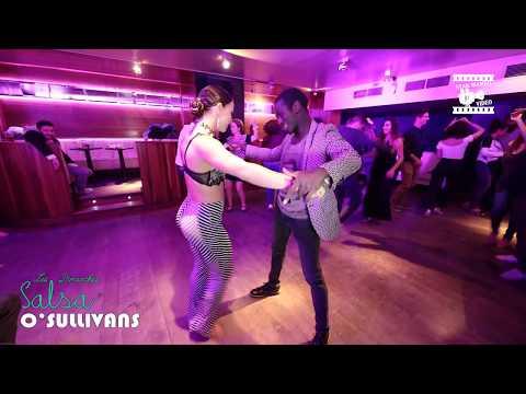 Mouaze & Ezgi Zaman - Salsa Social Dancing @ Salsa O'Sullivans