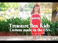 Treasure Box Kids Custom Girls Clothes Made In the USA