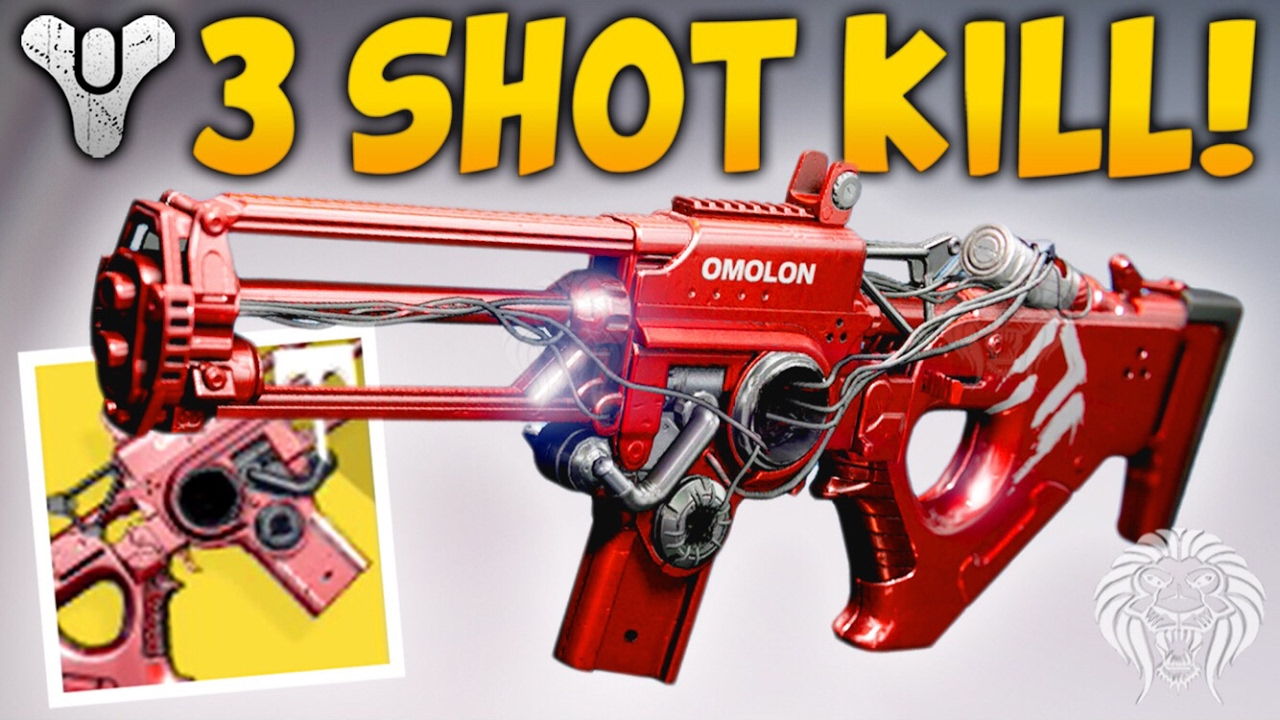 Download Destiny: THE 3 SHOT KILLER! Amazing Exotic Chaos Dogma (Age of Triumph)