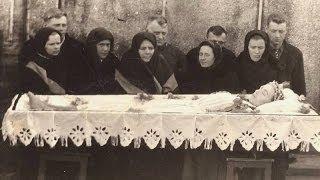 Ужасы Покойница Зашевелилась в Гробу! (отрывок из радиопередачи)