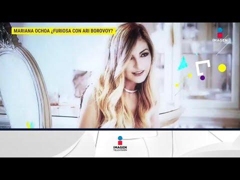 ¿Mariana Ochoa le reclamó a Ari Borovoy por ventilar su vida? | De Primera Mano