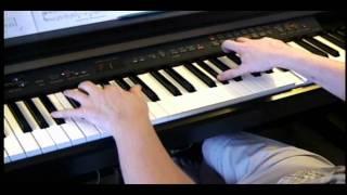 Dark Waltz Hayley Westenra Piano