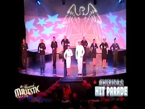 Grand Majestic Theater Americas Hit Parade  2011