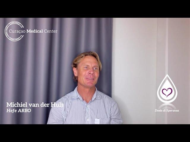 Dr. Michiel van der Huls - Eksperensia ku bakunashon