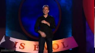 Christopher Titus - Suicide and Love  - Love is Evol