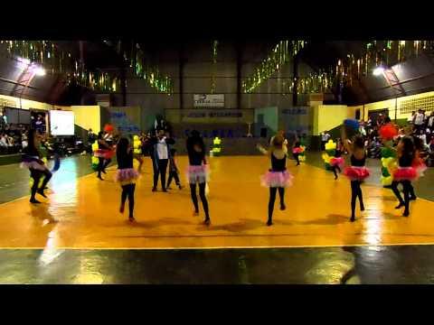 Cia de Dança Attitude Abertura Jogos Escolares CEEBJA - Assis Chateubriand