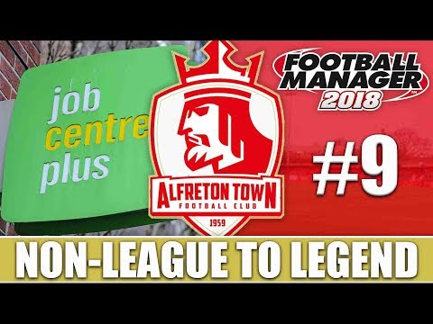 Non-League to Legend FM18 | ALFRETON | Part 9 | SOMEONE GOT SACKED | Football Manager 2018