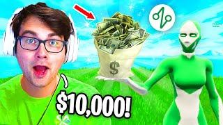 I Hosted The 1% CUP FINALS for $10,000 in Fortnite... (Fortnite Tournament)