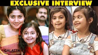 Diya Baby Veronica Cute Speech |  Exclusive Interview
