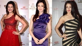 Indian Telly Awards 2013 - Red Carpet