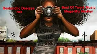 Best Of Twerk Music Mega-Mix Medley