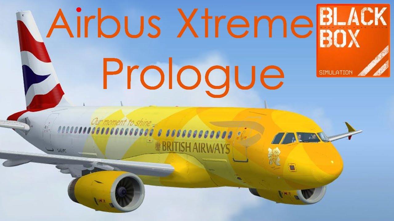 BlackBox - Airbus Xtreme Prologue Model Details FSX HD
