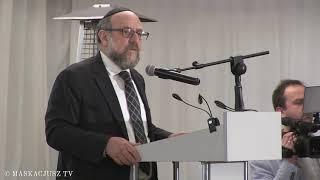 Dzień Judaizmu 2019 | Nabożeństwo | Przemówienie Michaela Schudricha
