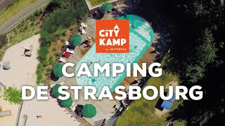 Camping de Strasbourg | Visite virtuelle en Alsace