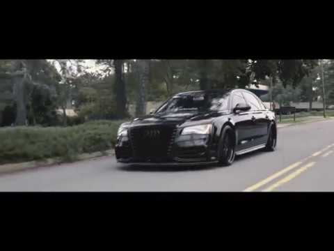 Audi A8 Black Boss Audi World Shahmen Mark