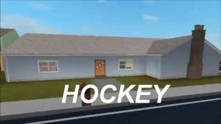 Hockey - A ROBLOX Short - CANADA DAY SPECIAL