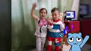 Маленькая Мисс София, Little Miss Sofia   в гостях,Видео для детей,for kids