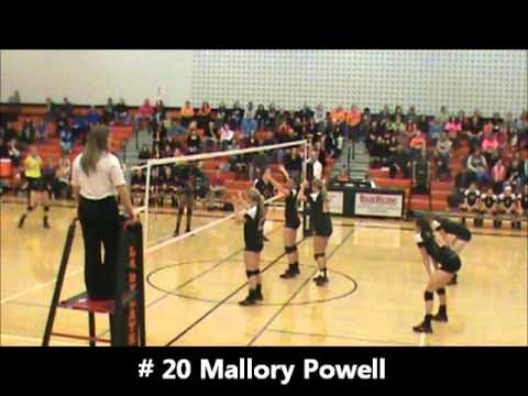 Aledo  Volleyball 2012 Tune up Game