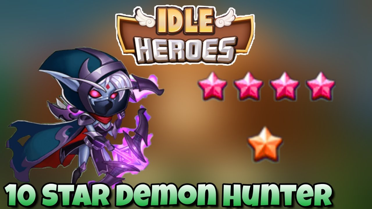 Idle Heroes - First 10 Star Hero! - Shelter Event Tip
