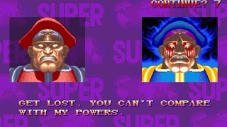 Street Fighter Win Quote Compilation