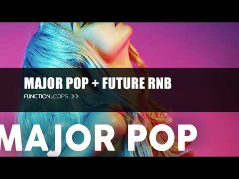 MAJOR POP & FUTURE RNB | Construction Kits with Female Vocal Acapellas, Drums, Bass, Melodies + MIDI