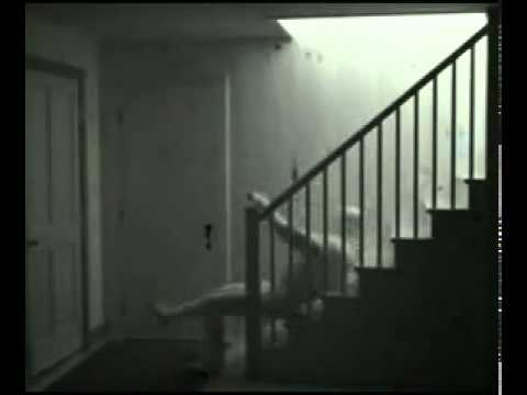Terrifying ghost footage