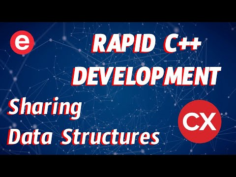 Rapid C++ Development, with Rob Swindell - Sharing Data Structures