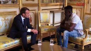 Francia Concede Nacionalidad A Migrante Héroe Que Salvó A Un Niño Youtube