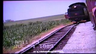 Strasburg Railroad in 1989! Full trip with #90 & #31!