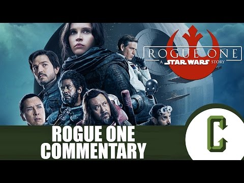 Rogue One: A Star Wars Story Commentary