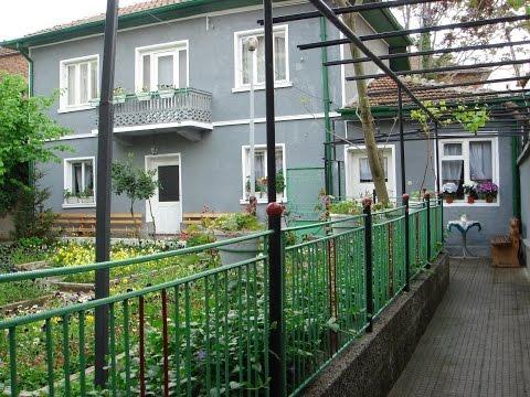 Болгария Петрич. Дом Ванги предсказательницы House Of Vanga Petrich Bulgaria