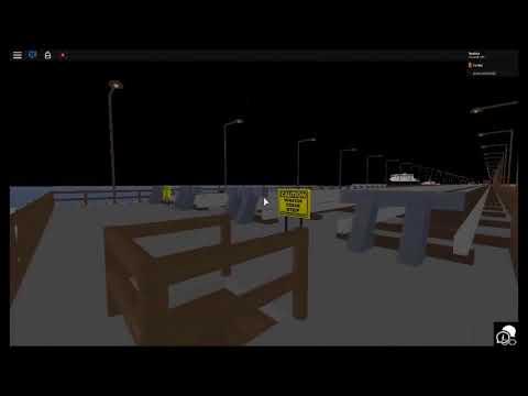 ROBLOX: Ship departing Zenith Ore Dock [1] (TIMELAPSE)