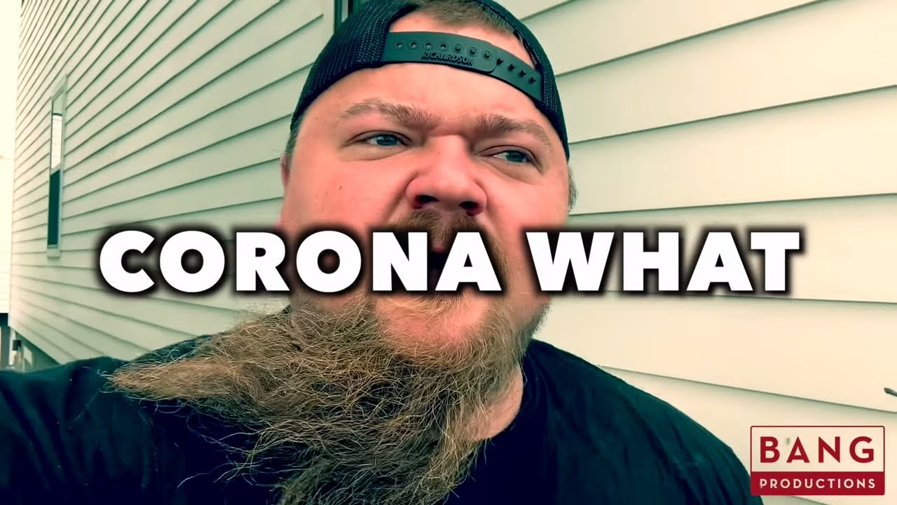 COMEDIAN CATFISH COOLEY: CORONA WHAT - COMEDY REAL TALK FUNNY