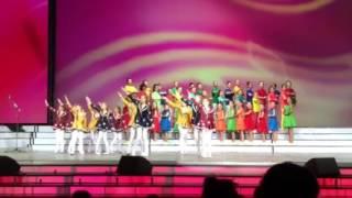 Отчетный концерт Домисольки 2017