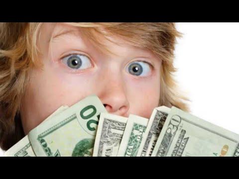 Как заработать деньги в 14 лет?