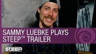 Steep Challenge Trailer - Sammy Luebke Shares His Best Line [US]