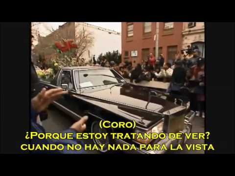 2pac con The Notorious B.I.G-Runnin' [Dying to Live](subtitulado)