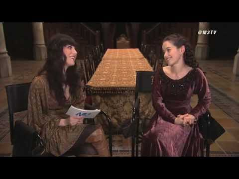 Reign Rapid Fire: Anna Popplewell