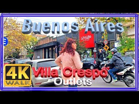 【4k】walk-buenos-aires-2019-explore-villa-crespo-outlets-walking-tour-argentina-documental-!