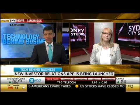 The Interactive Investor App™ - Interview with Susan Werkner on Sky News, Technology behind Business