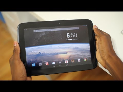 Google Nexus 10 Review!