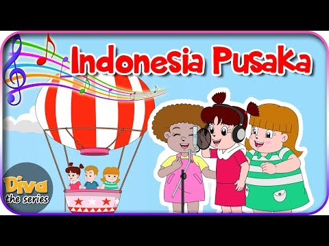 Indonesia Pusaka | Diva bernyanyi | Diva The Series Official