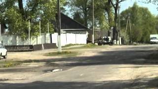 Хойники, станция. (Беларусь) 2006г.