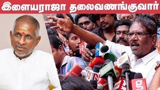 Bharathiraja holds pressmeet