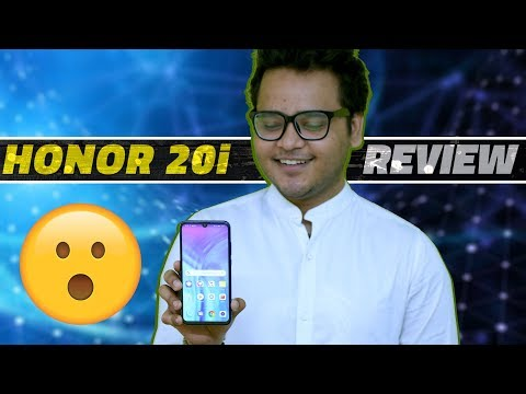 Honor 20i Review – Affordable and Packed With Features, but Worth Buying?