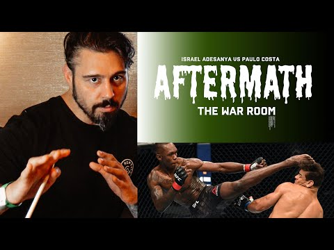 AFTERMATH - UFC 253 ADESANYA VS COSTA  POST FIGHT BREAKDOWN. + MORE!! EP 4