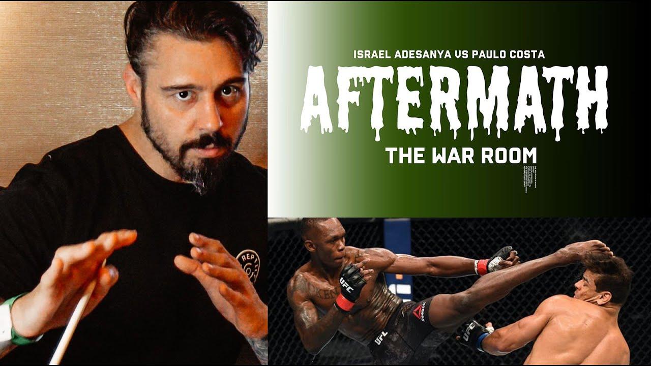 Download AFTERMATH - UFC 253 ADESANYA VS COSTA  POST FIGHT BREAKDOWN. + MORE!! EP 4