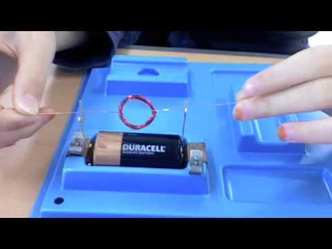 How To Make An Electric Motor Youtube